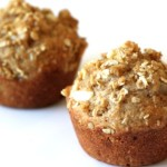 Pear and Oat Crumble Muffins Semolina and Coconut Slice with Orange ...