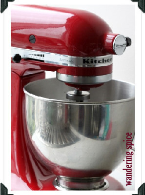 Kitchen Aid | Wandering Spice