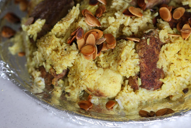 Maqloubeh Palestinian Upside Down Rice Dish Wandering Spice