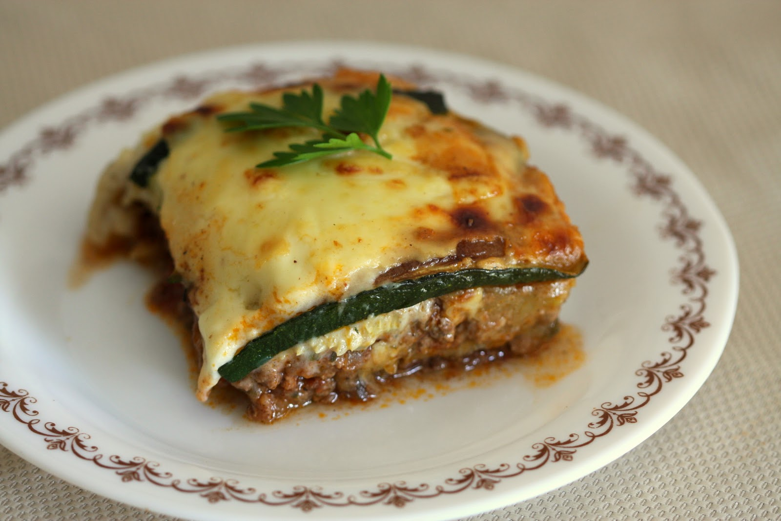 Moussaka Recipe — Dishmaps