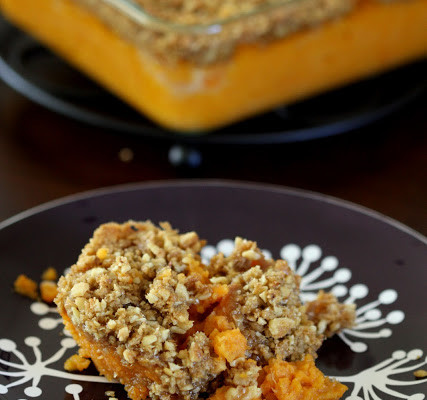 Sweet Potato Streusel