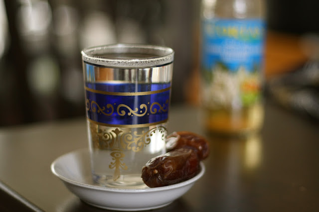 Arabic White Coffee Ahwa Beida