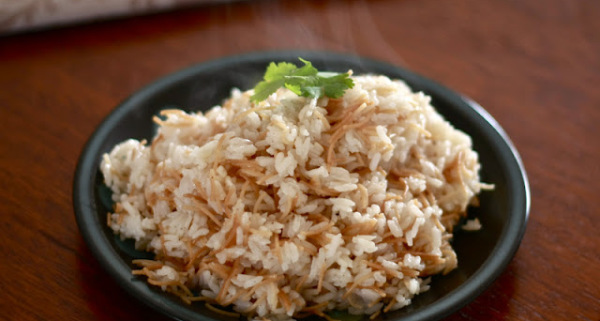 Side of Rice Image