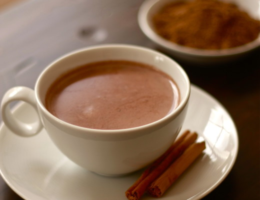 Seven Spice Hot Chocolate