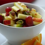 Mom's Arabic Fruit Salad