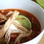 Weeknight Tortilla Soup