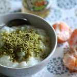 Orange Blossom Rice Pudding (Ruz bi Haleeb)