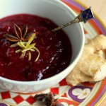 Easy, Spiced-Up Cranberry Sauce