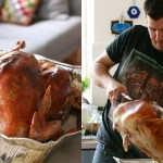 A First Friendsgiving, and How To Roast a Perfect (Stress-Free) Turkey