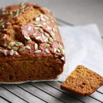 Easy, One-Bowl Pumpkin-Ginger Bread