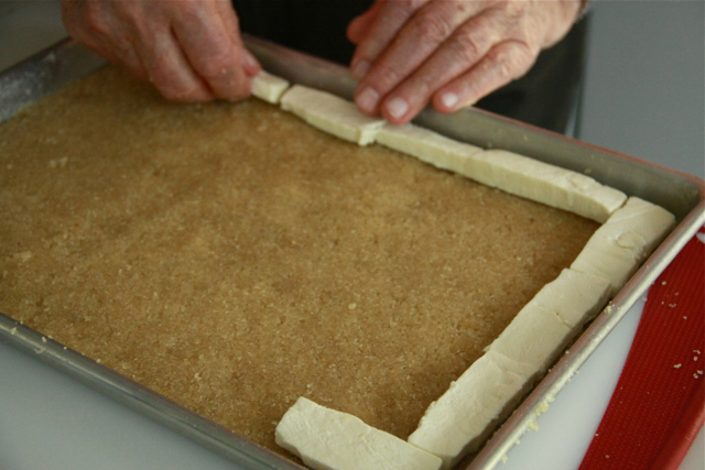 Making Knafeh with Seedo | Wandering Spice