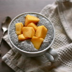 Coconut Chia Seed Pudding (Vegan)