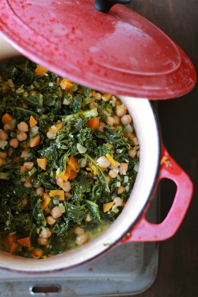 ... for you: a hearty, vegan one-pot meal that feels so, so good to eat