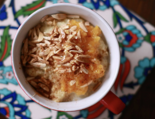 Sweet breakfast cous cous | Wandering Spice
