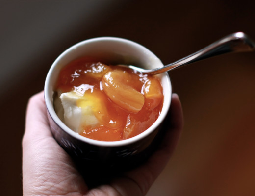 Spicy Dried Apricot Jam | Wandering Spice