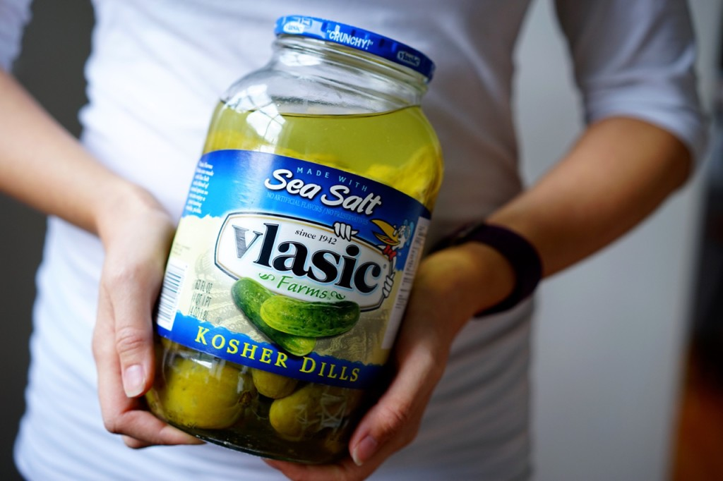 Pickles! A pregnancy update | Wandering Spice